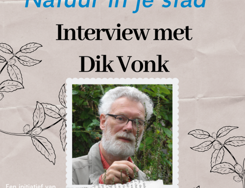 Inter­view: Dik Vonk
